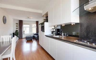 Schitterend appartement met twee slaapkamers in Valkenboskwartier